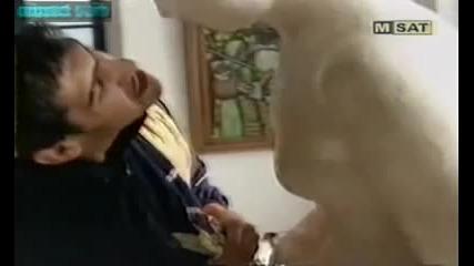 Циганин в галерия