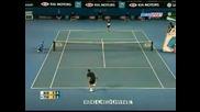 Australian Open 2008 : Джокович - Цонга