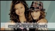 Shake It Up - Микс На Всички песни от епизодите!!!