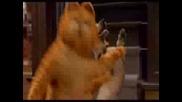 Гарфилд Танцува На Hey Mama