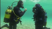 Без багаж - Гмуркане в Егейско море