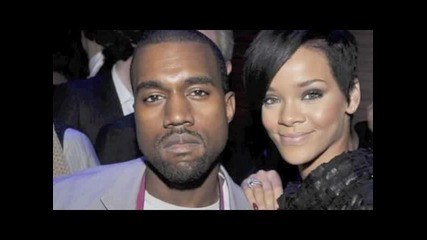 Супер Дует ! Kanye West feat. Rihanna - All Of The Lights (new song 2010)