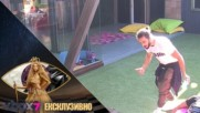Papi Hans разказва забавна случка с таксиметров шофьор - VIP Brother 2018