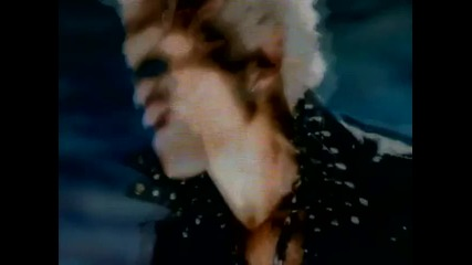 Billy Idol - Cradle Of Love ( H Q )