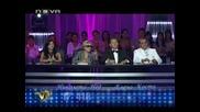 Секси мръсен танц на Нед и Николета Лозанова - Vip Dance