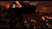 Manowar-fight for Freedom Amv (starcraft 2)