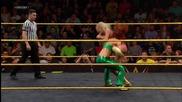 Becky Lynch vs. Summer Rae: Wwe Nxt, June 26, 2014