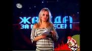 Пламена отоновo в играта - участва в конкурса на Кока Кола - Жажда за моя песен - music idol - 08.04