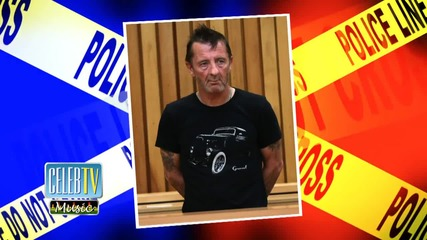 ACDC Drummer Phil Rudd Pleads Guilty