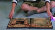 E3 2012: Wonderbook - Book of Spells Gameplay