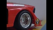 1:18 Bmw 320i E21 by Fujimi Group 2 Jagermeister