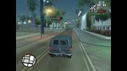 Gta : San Andreas Епизод 12 - Добър Танциор съм