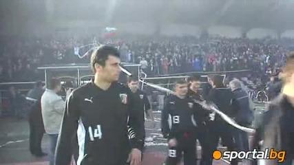 Локомотив Пловдив - 1ва тренировка (2010.01.10)