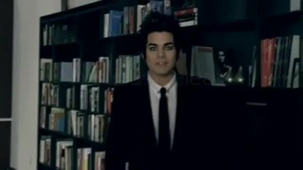 Adam Lambert What Do You Want From Me Full Mv