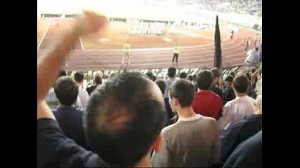 Partizan Fans Zeko Lopove