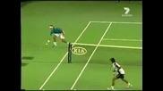 Roger Federer Vs Takao Suzuki