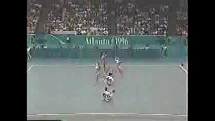 Ансамбъл България-топки/ленти 1996
