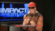 Hulk Hogan Talks About Lockdown Airing At Movie Theaters