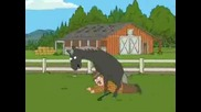 Family Guy - Как е кракът сега ааа?