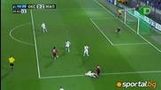 Оксер - Милан 0:2