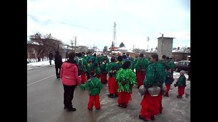 Сурва 2012 - село Дивотино
