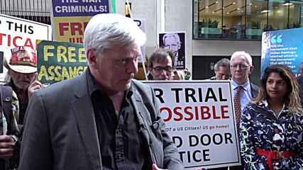 UK: This was top-level decision to go after Assange - WikiLeaks editor-in-chief