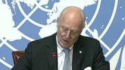 Switzerland: Eastern Aleppo could be 'totally destroyed' by Christmas – De Mistura