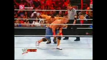 Wwe Raw 28.05.2011 бг аудио част 2/3