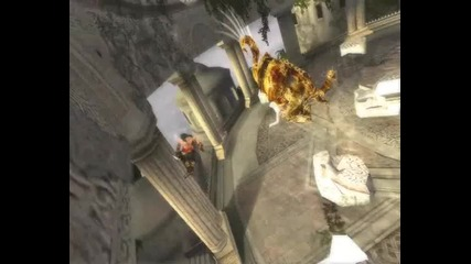 Prince Of Persia 3 - Final battle