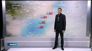 Прогноза за времето (12.11.2014 - централна)