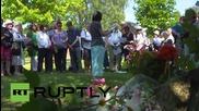 UK: Londoners commemorate 70 years since Hiroshima & Nagasaki bombings