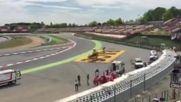 Spain: Spanish rider Luis Salom dies after crashing in Catalunya Grand Prix