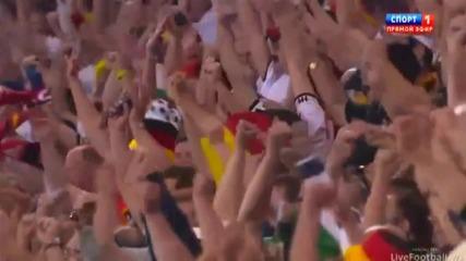 Евро 2012 : Германия 1 - 0 Португалия ( Марио Гомез бележи в 72' минута с глава ) 09.06.2012