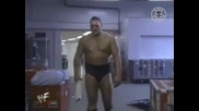 Ministry Era Moment Undertaker speaks to Big Show 1999