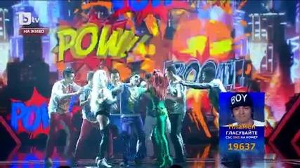 Bulgaria Got Talent 2015 - Makosa Nostra Family - Avengers Show