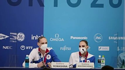 Japan: 'Hard hours, days, years of training' - Russian synchronised swimmers win gold at Tokyo Olympics