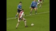 гол на Тиери Анри срещу Манчестър Сити