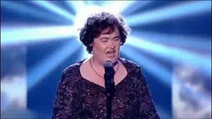 Сюзън Бойл - Британски таланти 2009