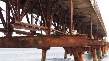 Възстановяват морската естакада при нос Шабла
