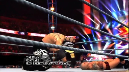 Wwe Smackdown vs.raw 2011 - Road to Wrestlemania trailer
