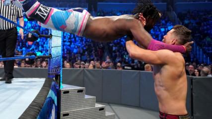 Kofi Kingston vs. The Miz: SmackDown, Jan. 10, 2020