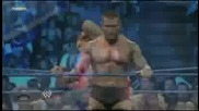 Randy Orton vs. Great Khali Smackdown