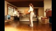 Страхотна забавна сцена- Ангелите на Чарли танцуват жестоко на псента на Mc Hammer - u can't touch