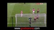 17.03 Арсенал - Хъл Сити 2:1 Робин Ван Перси гол ! Фа Къп