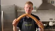 Как стария и твърд хляб да превърнете в прясно изпечен?