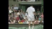 Wimbledon1997 : Бекер - Сампрас