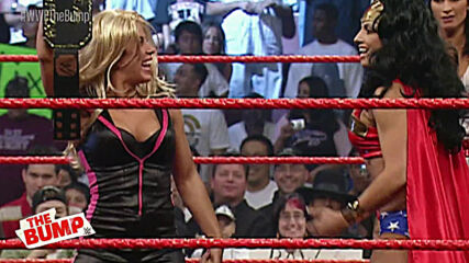 Why Mickie James was terrified to meet Trish Stratus: WWE's The Bump, Sept. 16, 2020