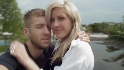Calvin Harris feat. Ellie Goulding - I Need Your Love / Official video /