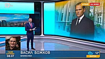 Васил Божков- Кой унищожи Левски ли!
