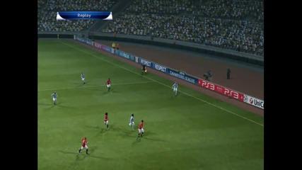 Pes 2012 - Champions League - Man.united vs. Napoli - Ep.1